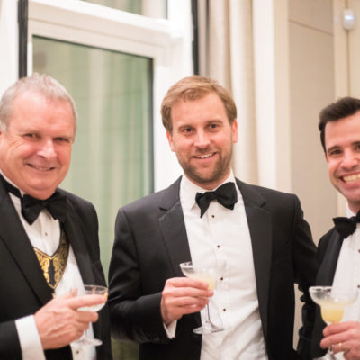 The Leathersellers Company Young Livery Dinner