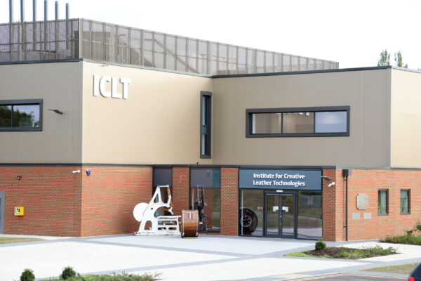 ngUniversity of Northampton Institute of Creative Leather Technologies , ICLT, officlal opening of new centre by Lord Lieutenantof Northamptonshire  David Laing  Wednesday September 18th 2019